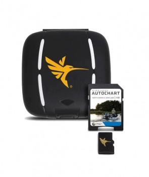 Humminbird AutoChart Zero Line Micro SD