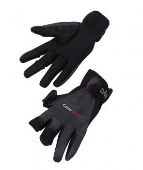 Dam Camovision Neoprene Gloves L Grey/Black