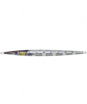 Savage Gear 3D Needle Jig 80g 19cm Glow Zebra