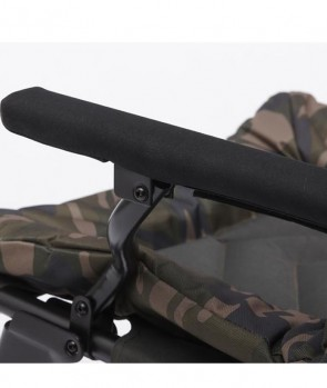 Prologic Avenger Comfort Camo Chair W/Armrests & Covers