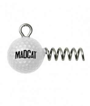 Madcat Golf Ball Screw-In Jighead