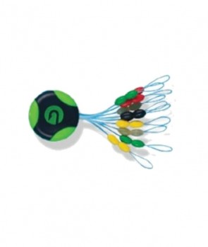 Specitec Gumeni Stoper Oval Multicolor