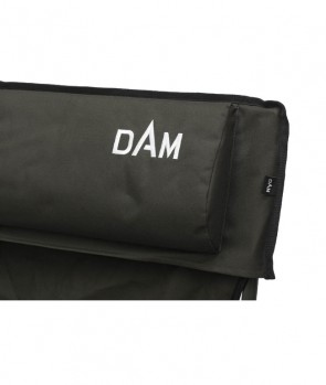 Dam Foldable Chair With Bottle Holder Steel