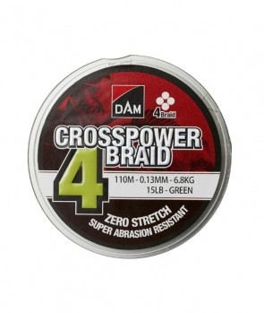 Dam Crosspower 4-Braid