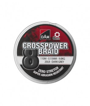 Dam Crosspower 8-Braid