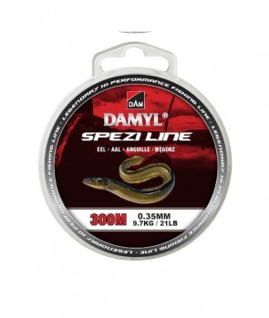 Dam Damyl Spezi Line Eel 300M 0.35Mm 9.7Kg