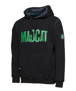 Madcat Mega Logo Hoodie Black Caviar