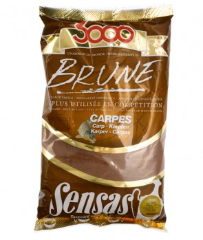 Sensas 3000 Brown 1kg