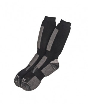 Dam Thermo Socks Black/Grey