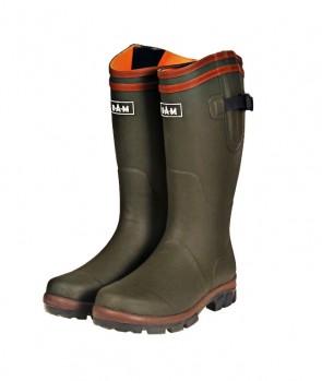 Dam Flex Rubber Boots - Neoprene - 43