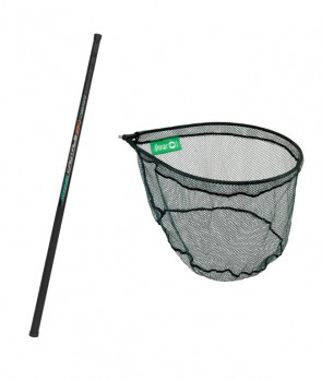 Sensas Crotale Landing Net Handle + Head
