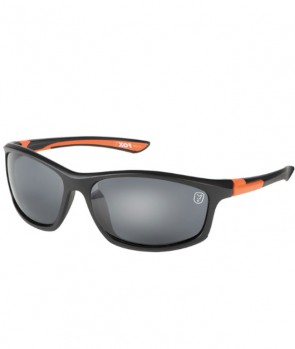 Fox  Black / Orange with grey lense