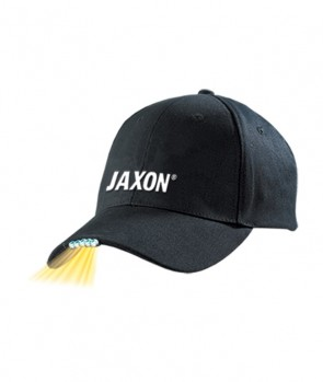 Jaxon Cap With Flashlight