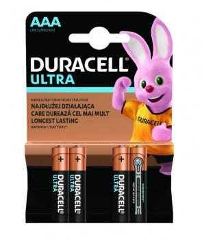 Baterija Duracell Ultra Power AAA/LR03 MN2400 4 kom