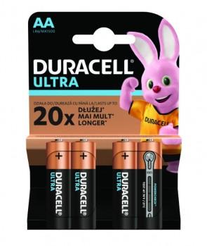 Baterija Duracell Ultra Power AA/LR6 MN1500 4 kom