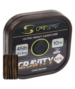 Sufix Carp Spirit Gravity Ultra Heavy Lead Core 10m 45lb