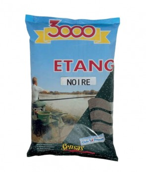 Sensas 3000 Black Lake 1kg