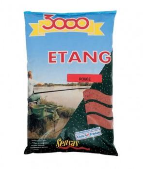 Sensas 3000 Red Lake 1kg