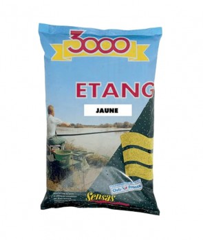 Sensas 3000 Yellow Lake 1kg