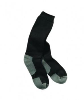 Eiger Alpina Sock Black/Grey