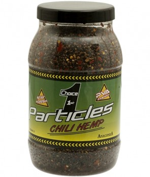 Anaconda 1st Choice Particles Chili Hemp 2250ml