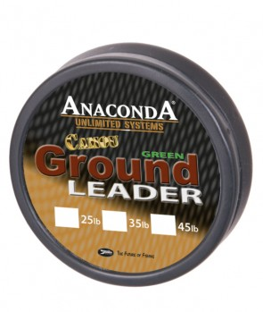 Anaconda Ground Leader Brown 10m / 35lb