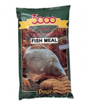 Sensas 3000 Carp Fishmeal 1kg