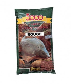 Sensas 3000 Carp Red 1kg