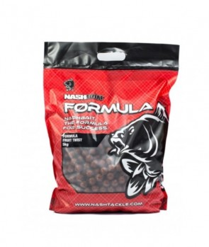 Nash Formula Boilies Fruit Twist 20mm 5kg