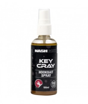Nash Key Cray Hookbait Spray 100ml