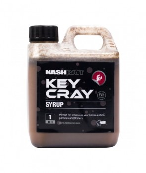 Nash Key Cray Syrup 1l