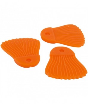 Fox Rage Catfish Bait Fins x 10pcs Orange