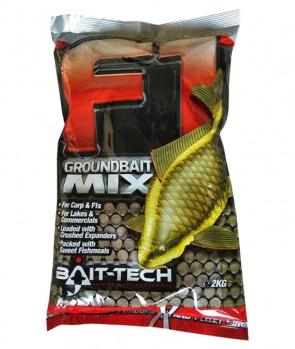 Bait Tech F1 Groundbait Mix 2kg