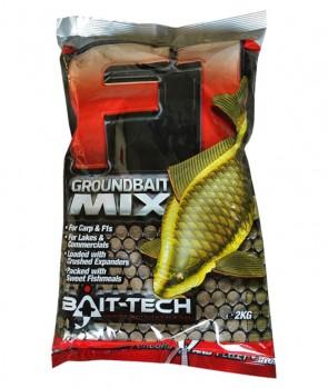 Bait Tech F1 Groundbait Mix 2kg