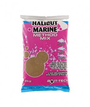 Bait Tech Halibut Marine Method Mix 2 kg