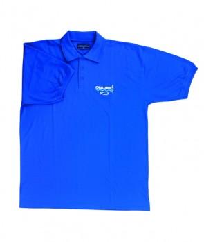 Cralusso Shirt Royal-Blue Size M