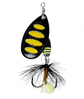 Savage Gear Rotex Spinner Black Bee