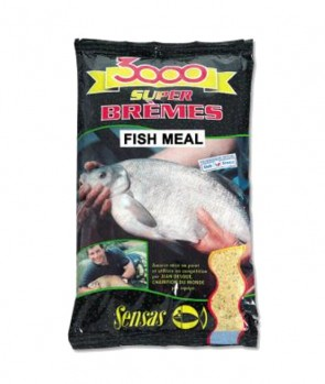 Sensas 3000 Super Bream With Fishmeal 1kg