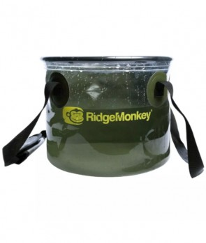 Ridge Monkey Perspective Collapsible Bucket 10 Litre