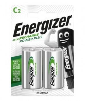 Baterija Punjiva Energizer C / R14 / MN1400 2 kom