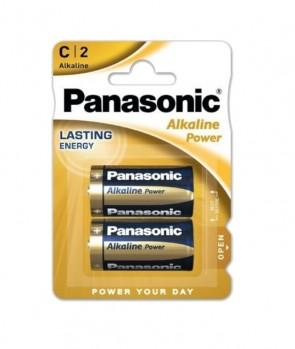 Baterija Panasonic Alkaline Power C / MN1400 2 kom