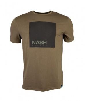 Nash Elasta-Breath T-Shirt with Large print