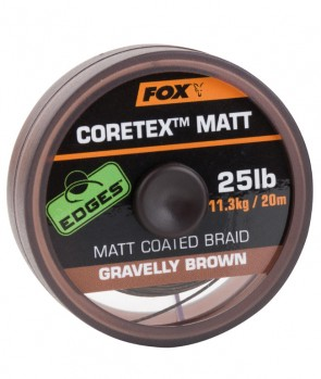 Fox Matt Coretex Gravelly Brown