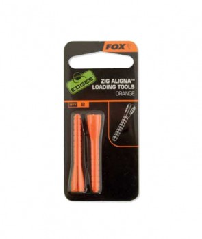 Fox Zig Aligna Loaded Tools x 2 orange