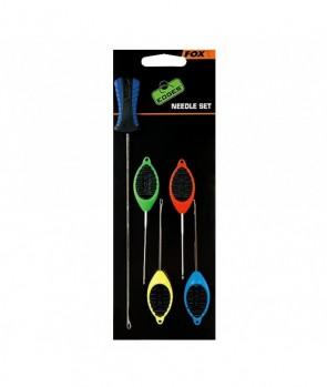 Fox Edges Deluxe Needle Set