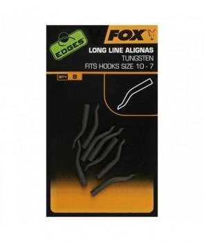 Fox Edges Tungsten L/Aligna Sizes 6-1 x 8pcs