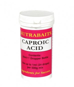 Nutrabaits Caproic Acid 20 ml