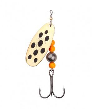 Savage Gear Caviar Spinner #2 6g 03-Gold