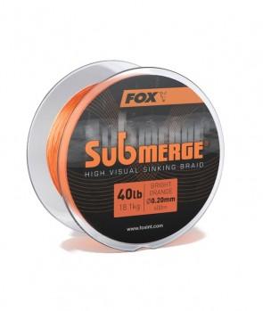 Fox Sub Bright Orange Sink Braid