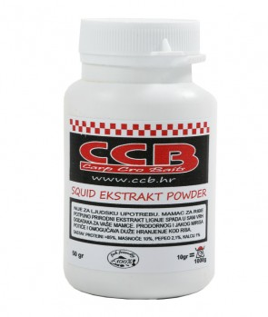 CCB Squid Extract 50g
